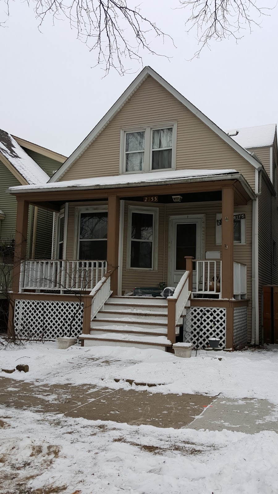 The Chicago Real Estate Local: Newest tear down today in Bowmanville... plus house sales