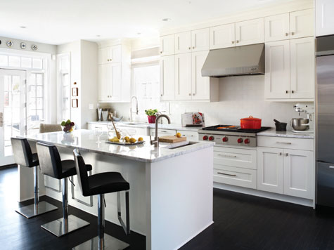 Top 5 cool kitchens class act home interior design for Top kitchen designs 2012