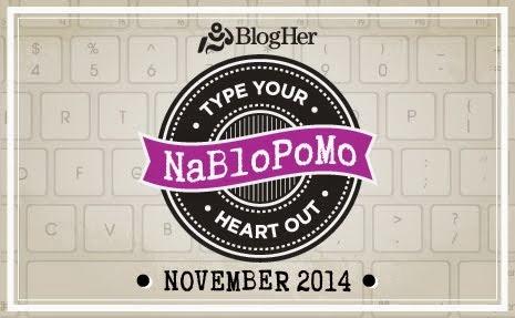 NaBloPoMo - Nov