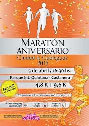 Maraton Aniv ( Ciudad de Gualeguay )