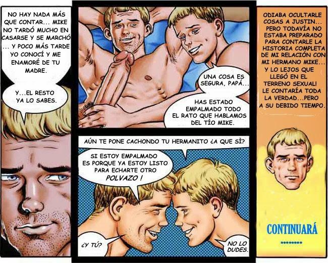 Gay mi hijo salvaje y obsceno