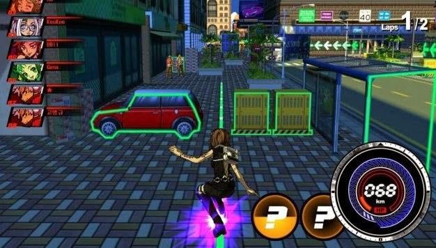 FreeJack MMORPG Screenshot