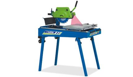 Máy cắt vật liệu xây dựng DELUX