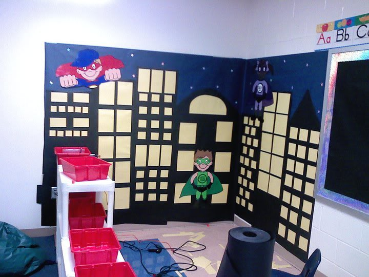 Superhero Classroom Theme Ideas