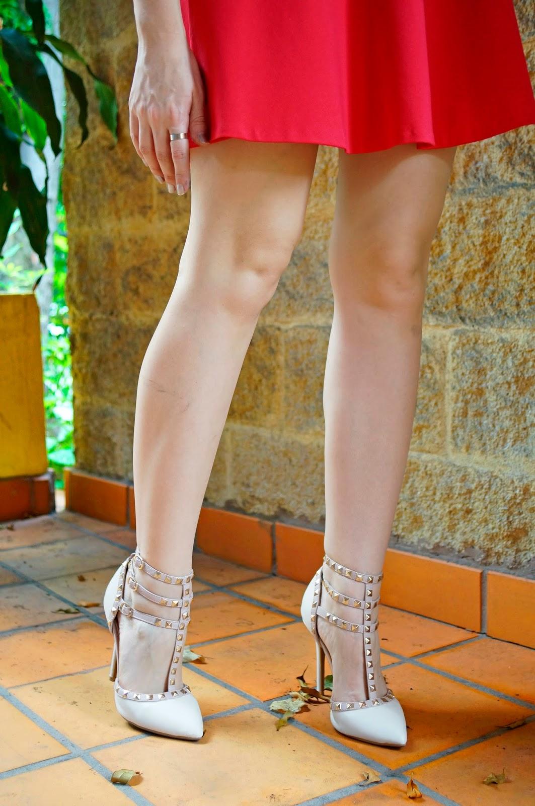 Affordable Gladiator Heels