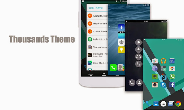 L Launcher PRO - Lollipop Launcher v1.92