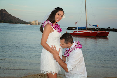 Waikiki Maternity Photos