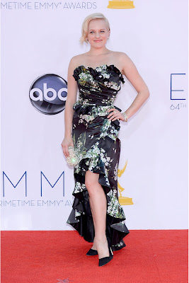 Fashion  EMMY AWARDS 2012