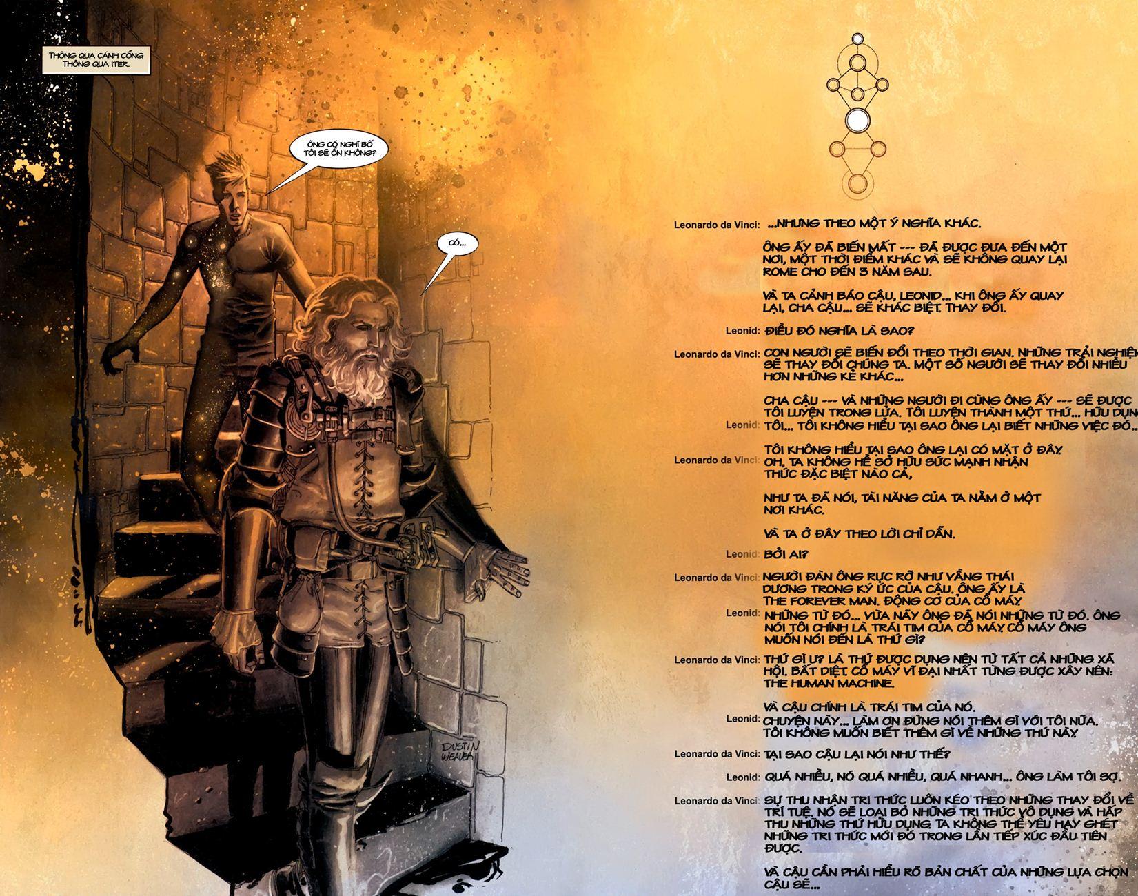 S.H.I.E.L.D chap 2 - Trang 22