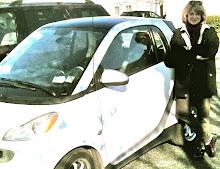 Smart Car Test Drive!