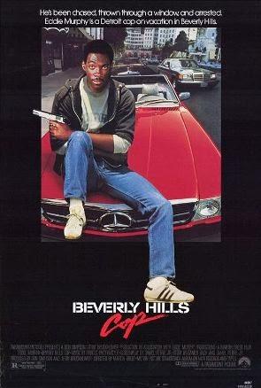 Beverly Hills Cop Eddie Murphy 1984