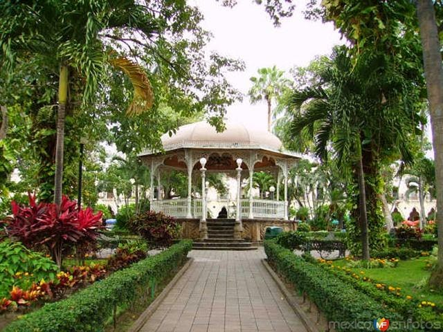 Jardín Libertad - Colima