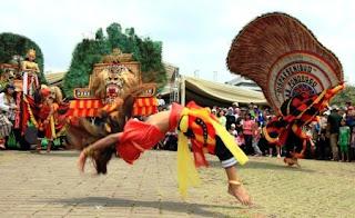 REOG PONOROGO BUDAYA INDONESIA