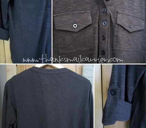 Aventura Clothing Ellery Henley review