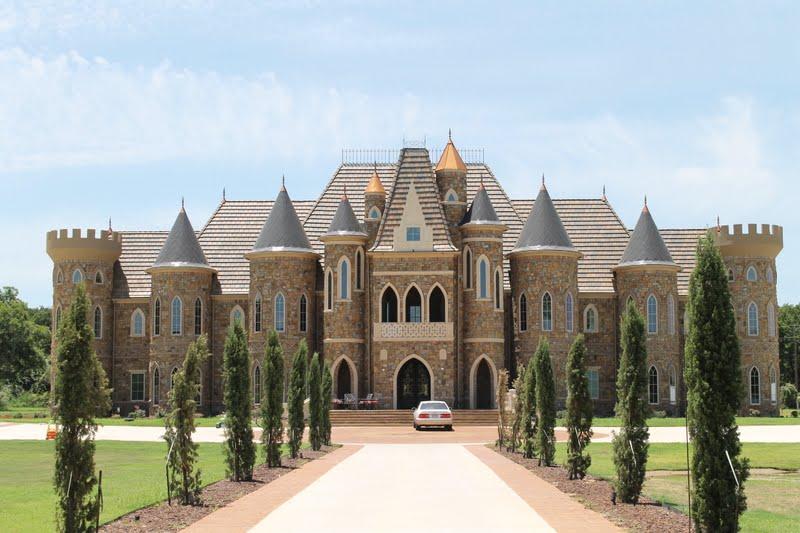 some sort of crazy american castles