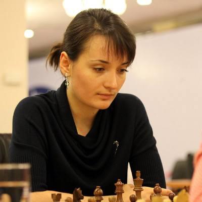 Kateryna Lahno - Photo ©  Anastasiya Karlovich