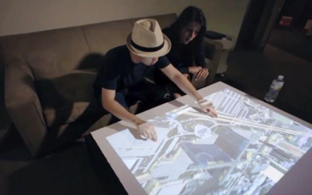 """Η Microsoft ξαναχτυπά με το """"Kinect""""Βίντεο."""