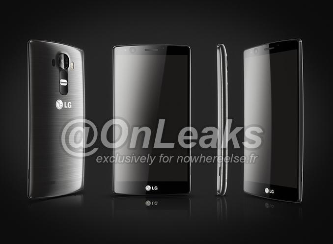 LG G4 Yayılan Görüntüleri