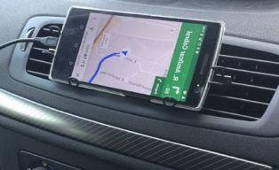Cara Membuat sendiri Pemegang Hp / Tablet Holder support di dashboard Mobil dari Klip Kertas / paper Clip.