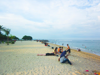 Tempat Wisata Pantai Sanur (Bali Beach ) Bali