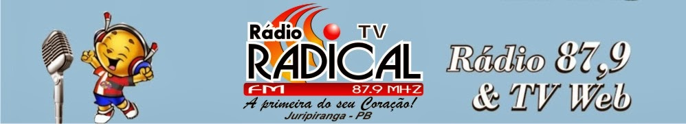 Rádio e TV Radical (83) 3289-1212