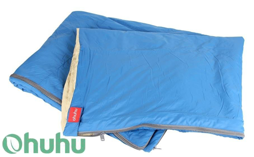 "Ohuhu® 75""x 34"" Sleeping Bag with a Carrying Bag for Temps 48 F to 59 F"