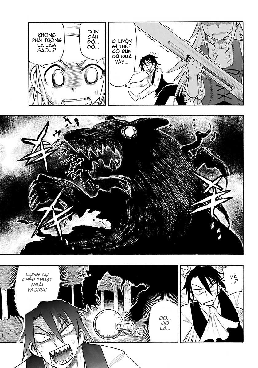 Appearance of the Yellow Dragon chap 7 - Trang 17