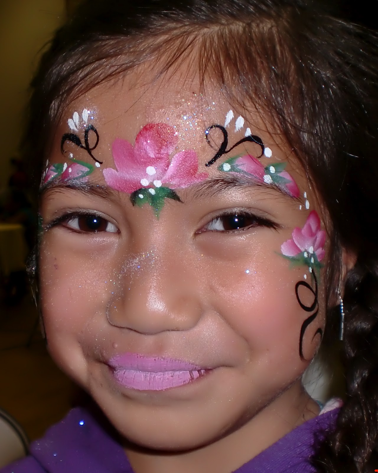Face painting illusions and balloon art llc face for Face painting for parties