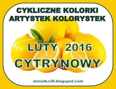 Cytryna na luty