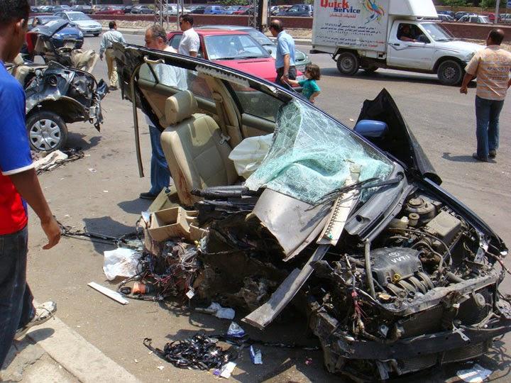 Car Truck Crash Kills Women