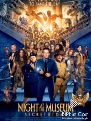 Phim Đêm Ở Viện Bảo Tàng: Bí Mật Hầm Mộ