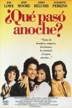 Que Paso Anoche? (1986) en Español Latino