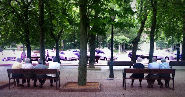 Jardines frente a los Jardinillos, 2012 (cc) Abbé Nozal