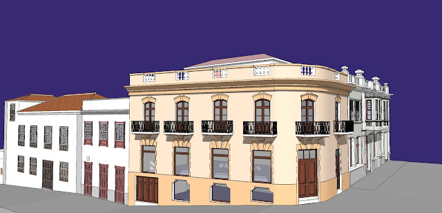 Arquitectura hist rica en tenerife espa a edificios - Arquitectos en tenerife ...