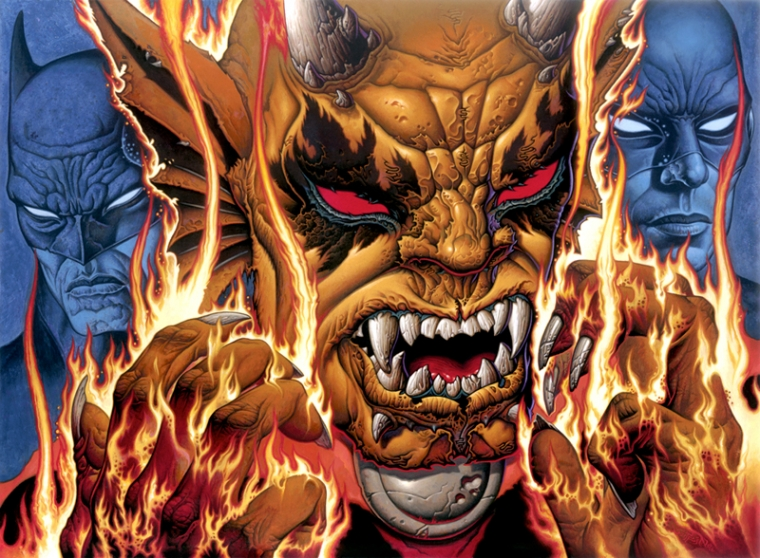 Etrigan the Demon Character Review