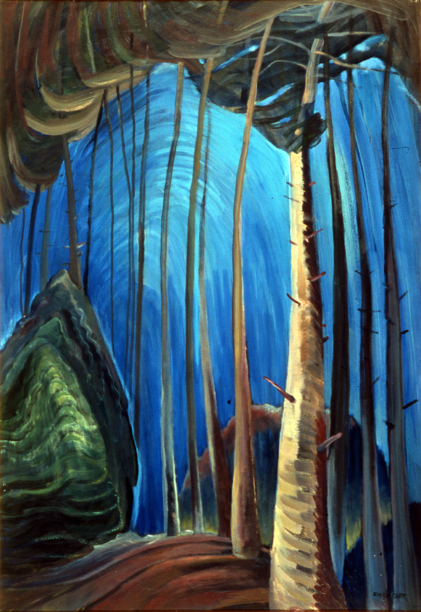 Best Emily Carr Paintings