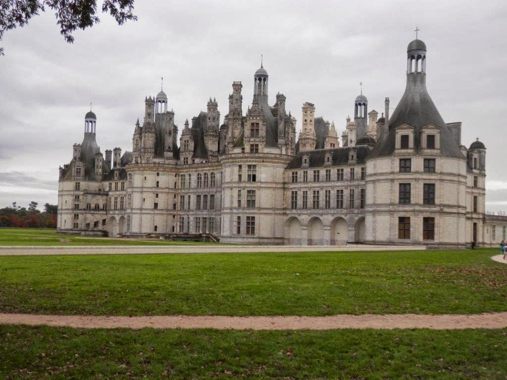 Viajes y cruceros chambord castillo de - Castillo de chambord ...