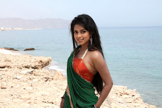 Amala paul Hot Saree Stills