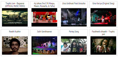 Dhivehi Video Songs