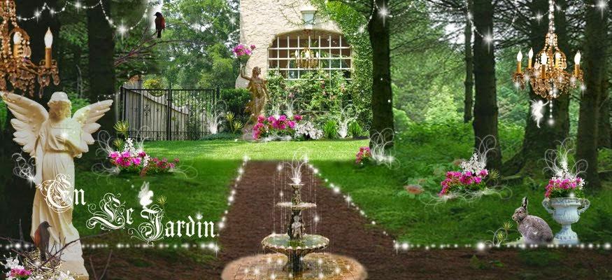 Jennifer Hayslips En Le Jardin