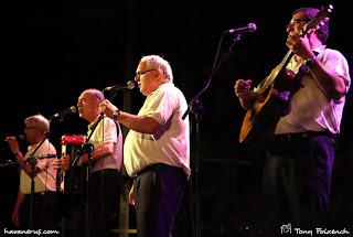 Grup Bergantí a les Santes de Mataró