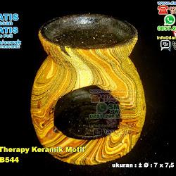 Aroma Therapy Keramik Motif