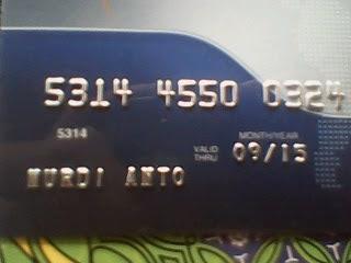 kartu payoneer saya 2