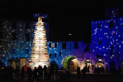 Lucca Lightshow