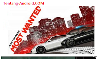 Need For Speed Mostwanted v1.3.63 APK Plus Game Data