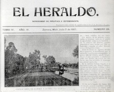 El heraldo 1907 antiguos peri dicos de zamora images - Nombres clasicos espanoles ...