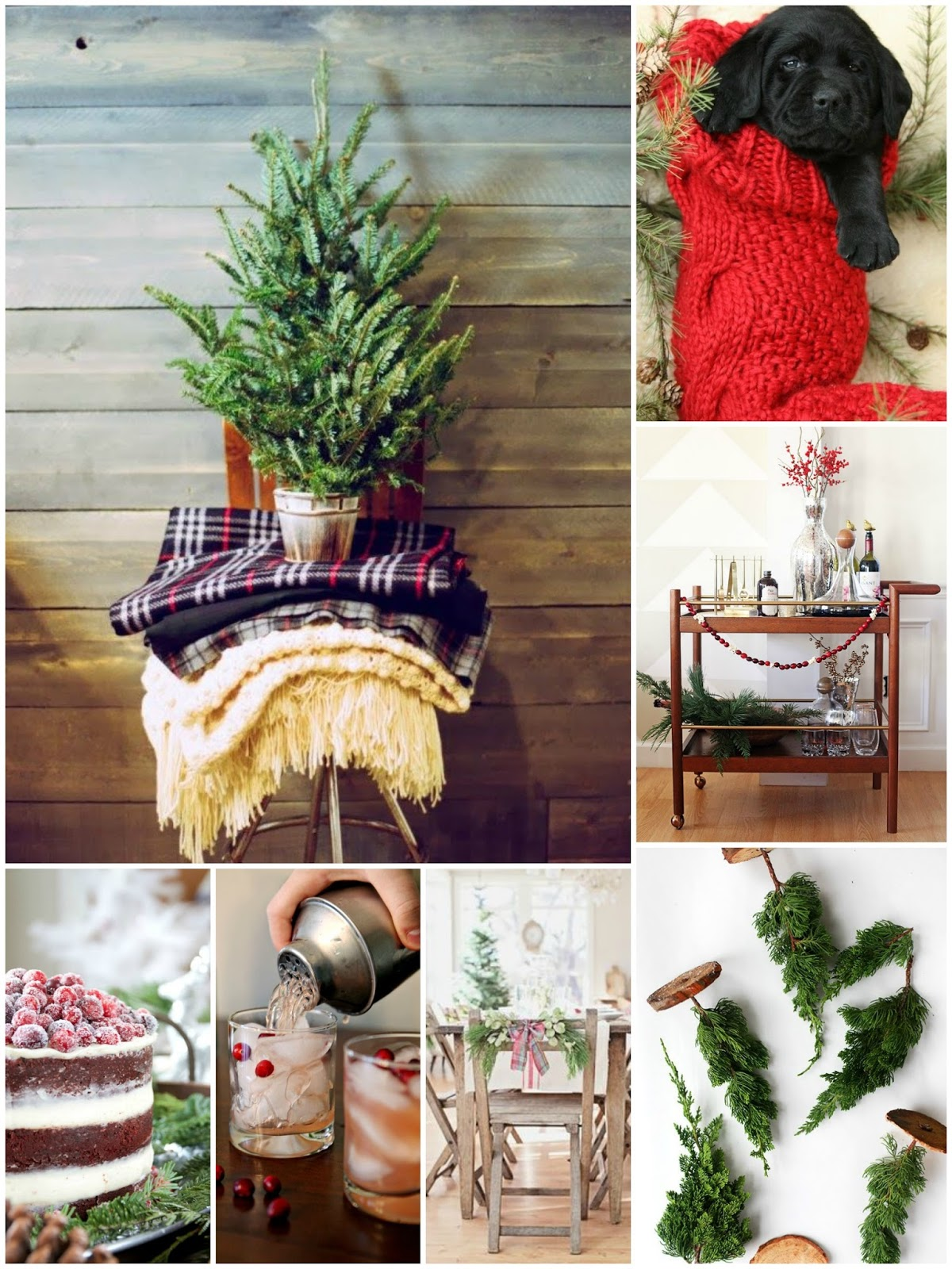 christmas holiday inspiration