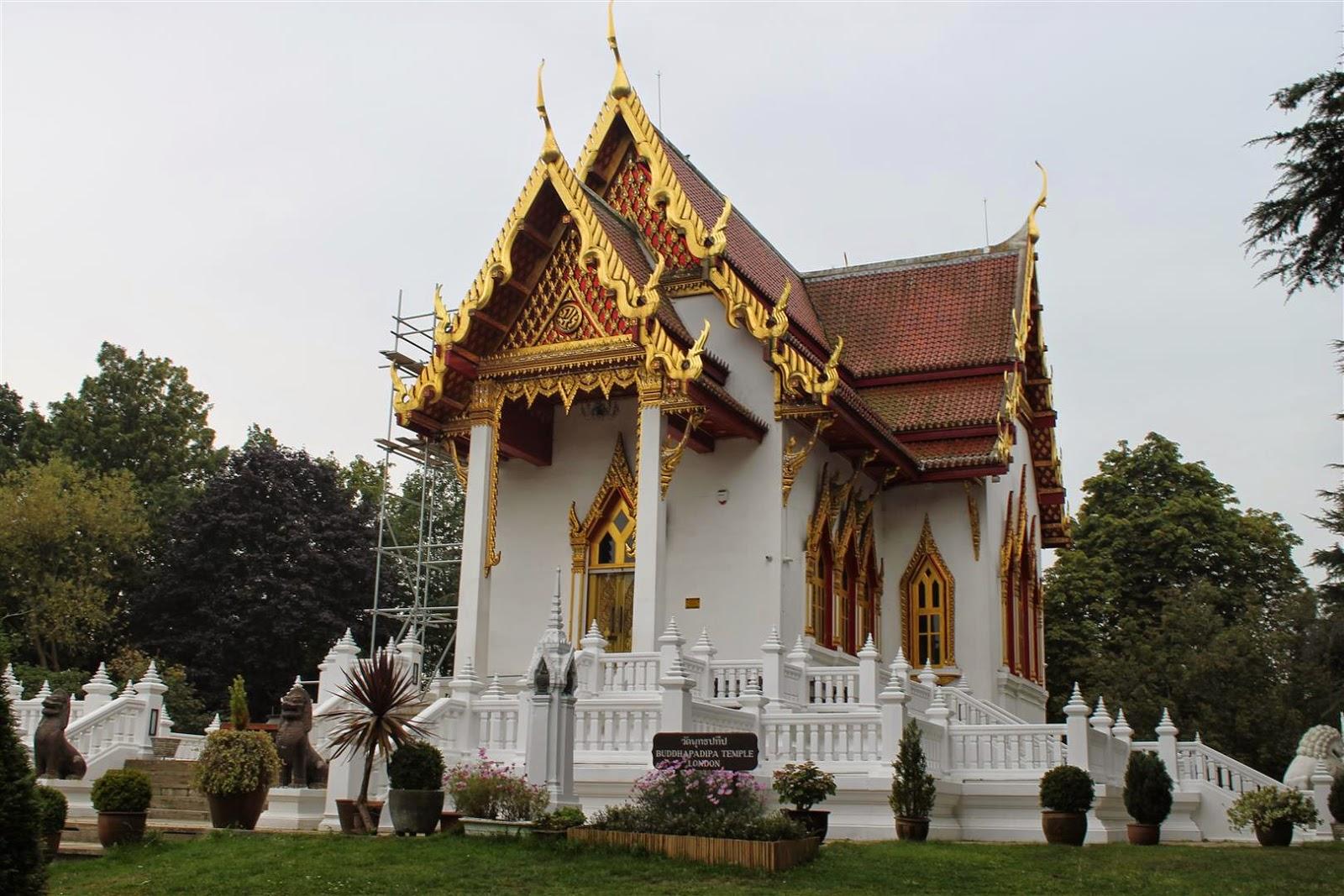 buddhist temple wimbledon village