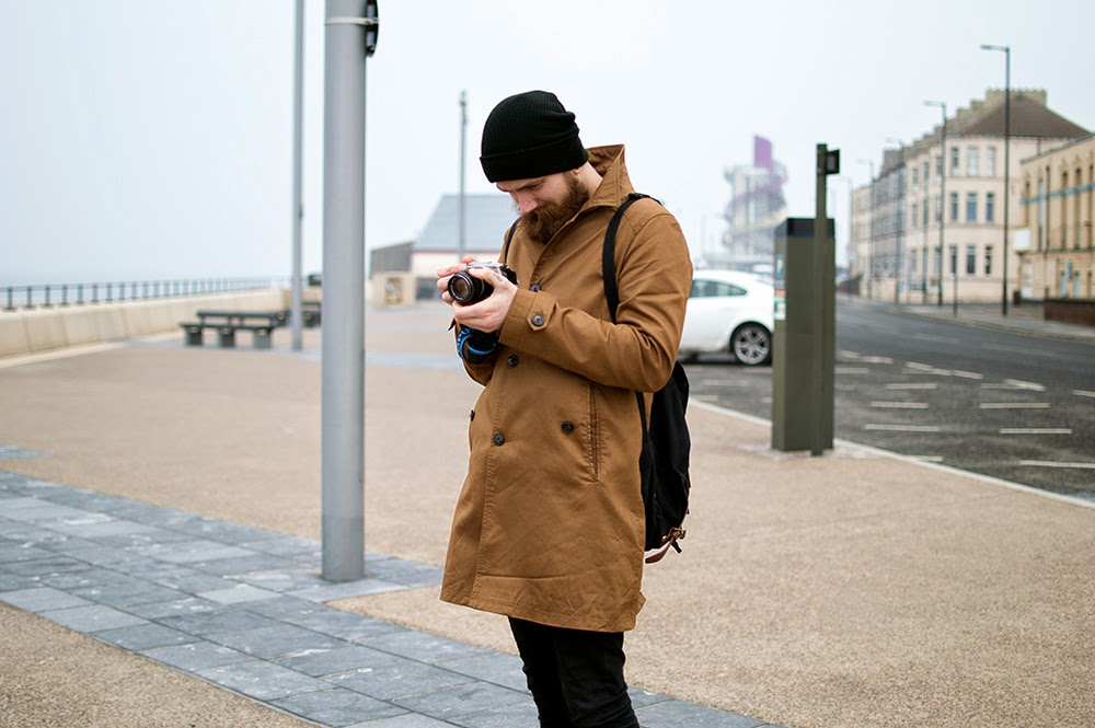 Redcar, Beach, Day Trip, North-East Bloggers, Boyfriend, Girlfriend, Couple, Weekend, Mens Fashion, Street Style