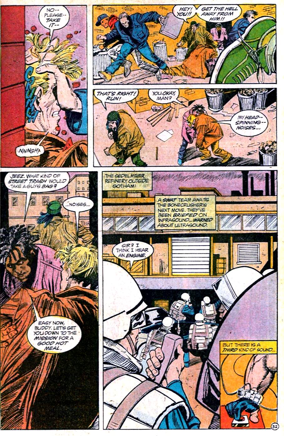 Detective Comics (1937) Issue #598 Page 33